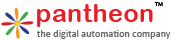 Pantheon Services Site Responsive Logo